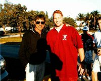 Marc and Joe Namath